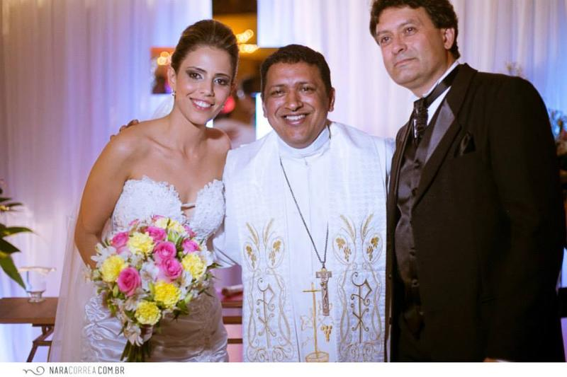 CelebranteBh - Dom Lucas Macieira Esmeraldas