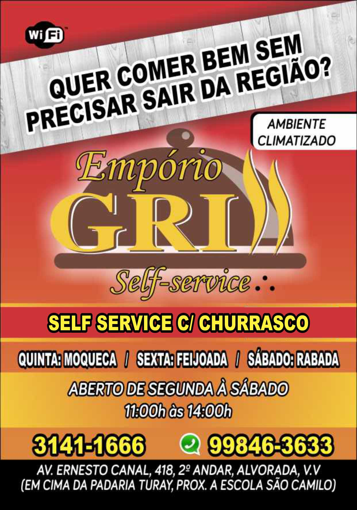 Emporio grill Vila Velha