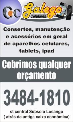 Galego Celulares Brasília