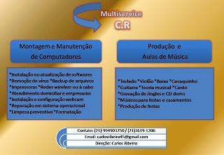 Multiservice CR Cataguases