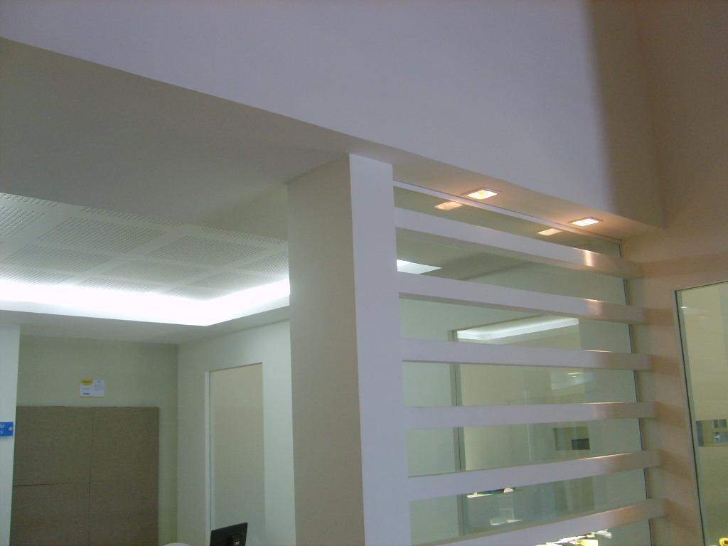NewFirme Drywall Gesso Forro Parede em Drywall Divisórias  #8F743C 1024x768 Banheiro Com Forro De Gesso