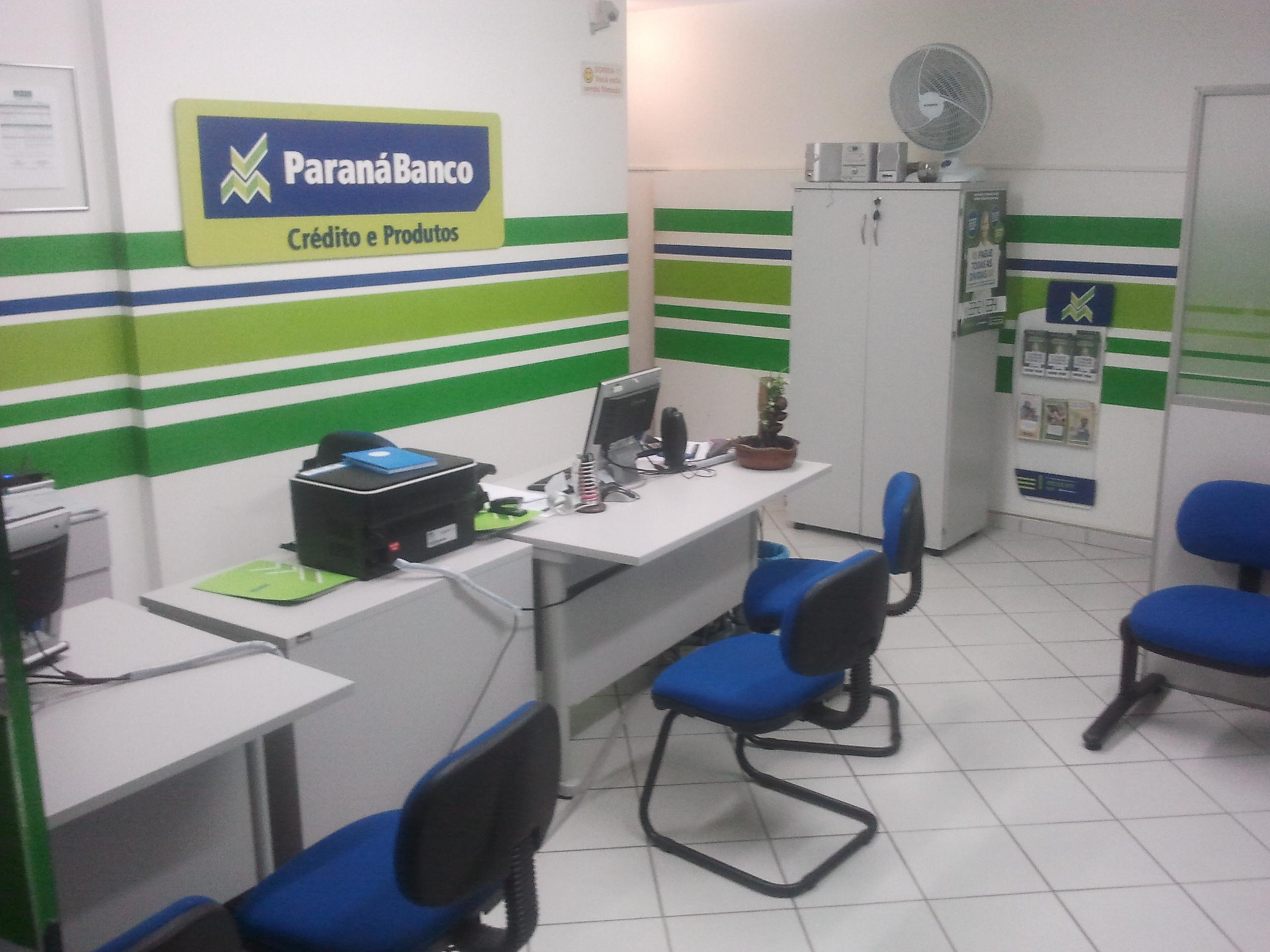 Parana Banco Novo Mundo Curitiba
