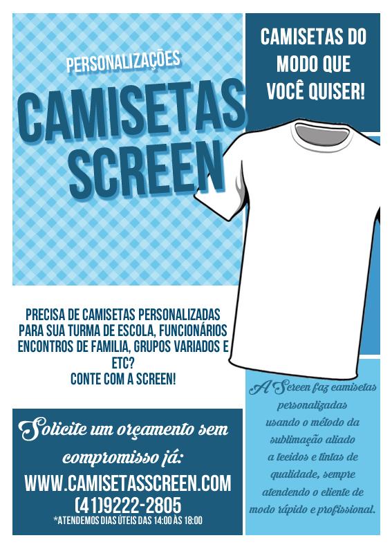 Foto de Screen Camisetas